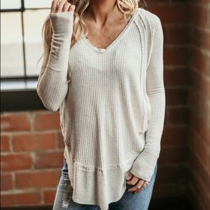 We The Free | Catalina Thermal Top